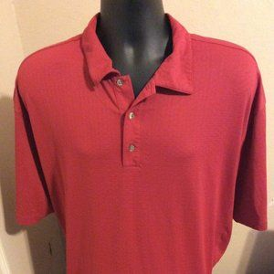 Nike Fit Dry Tiger Woods Polo Shirt XL
